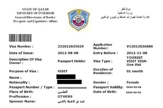 Sample invitation letter for qatar visa image collections invitation letter for visa in arabic gallery invitation sample acs 4 jobs qatar visit visa stopboris stopboris Images