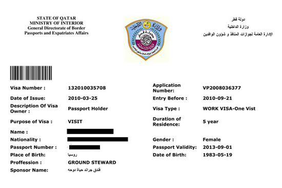 4 jobs qatar employment work visa altavistaventures Image collections